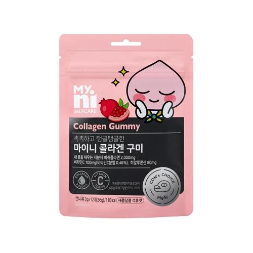 MyNi Collagen Gummy